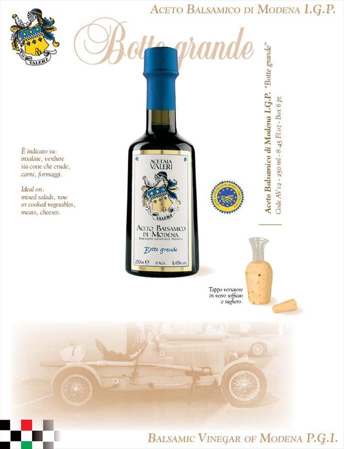 Aceto Balsamico di Modena,IGP,