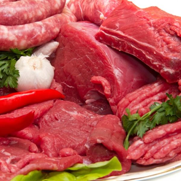 Confezione pacco famiglia carne Kg.10