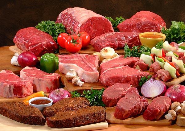 Confezione pacco carne famiglia kg 6