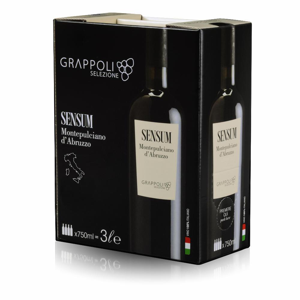SENSUM - Bag in Box - Montepulciano DAbruzzo doc