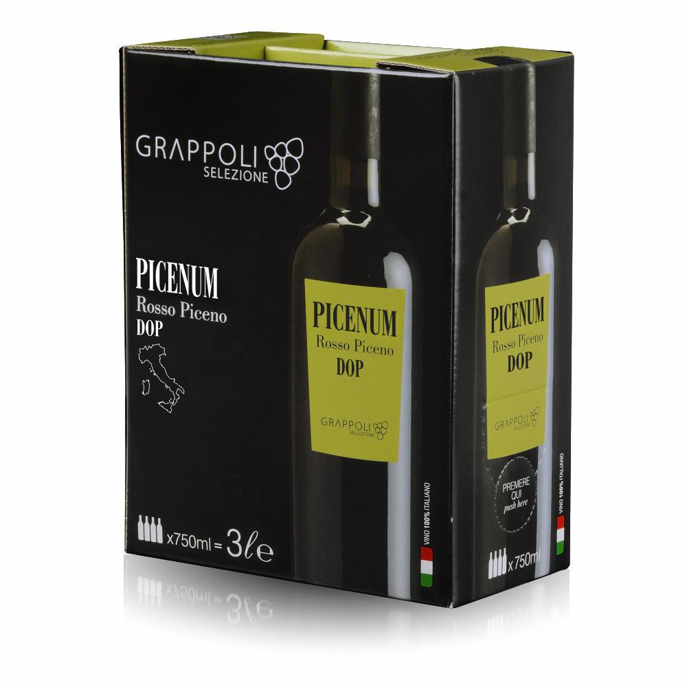 PICENUM - Bag in Box - Rosso Piceno DOP