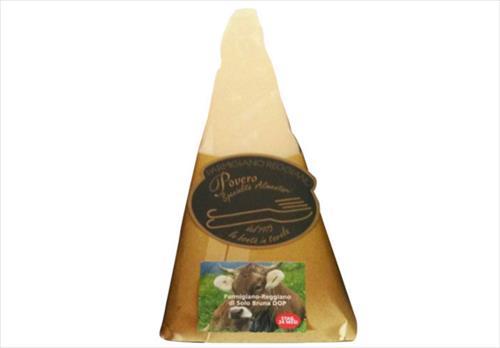 Parmigiano Reggiano DOP da Vacche Brune 24 mesi