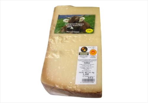 Parmigiano Reggiano DOP da Vacche Brune 30 mesi