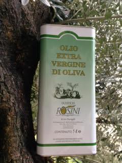 Vulcanelli olio extravergine di oliva biologico 5 litri