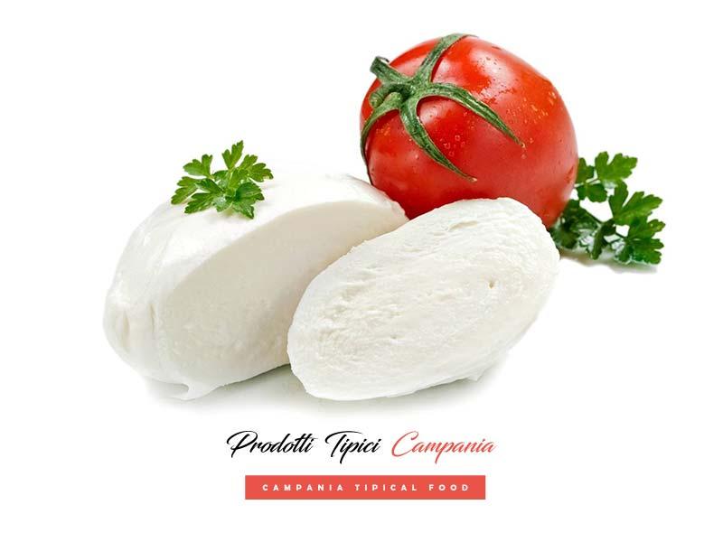 Mozzarella Fior di Latte della Campania