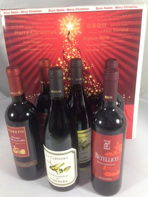 Confezione regalo vini tipici delle Marche