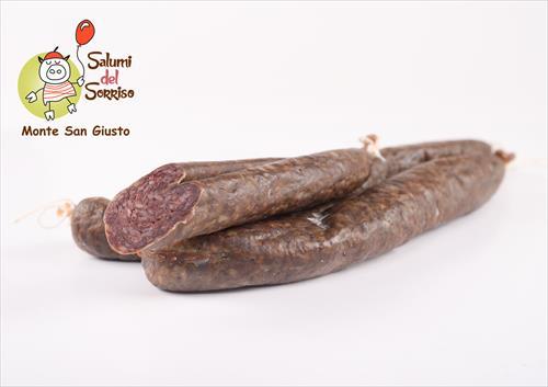 Salamella di fegato marchigiana