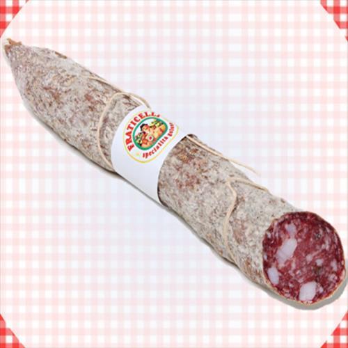 Salame lardellato,tipo Fabriano 2x0,5 kg