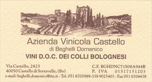 Azienda Vinicola CASTELLO di Beghelli Domenico