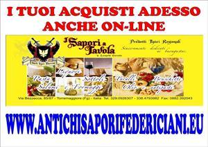 ANTICHI SAPORI FEDERICIANI