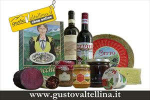 Gusto Valtellina prodotti tipici