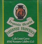 Frantoio Francesco Tavernise - Rossano(CS)