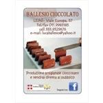 Ballesio Cioccolato di Ballesio Luca - Leini(TO)