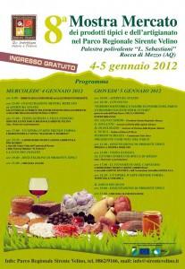 Mostra Mercato Rocca di Mezzo 2012