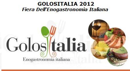 Golositalia 2012