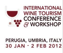 International wine tourism 2012