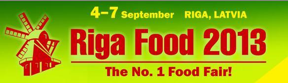 Riga Food 2013