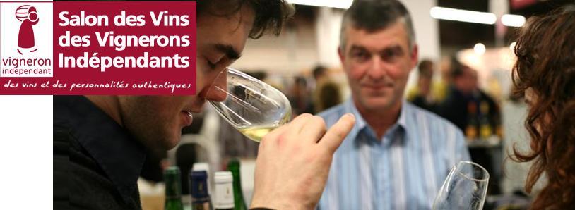 Salon des Vins des Vignerons Indépendants Nice 2013