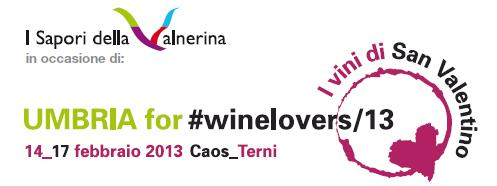 Umbria for Wine Lovers 2013