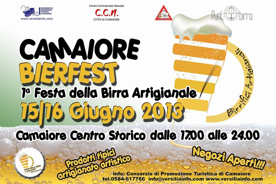 Camaiore Bierfest 2013