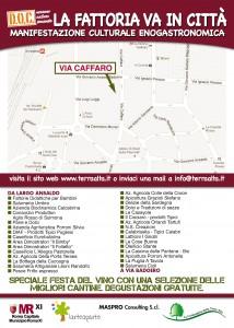 La Fattoria va in Città - Speciale Festa del vino bis