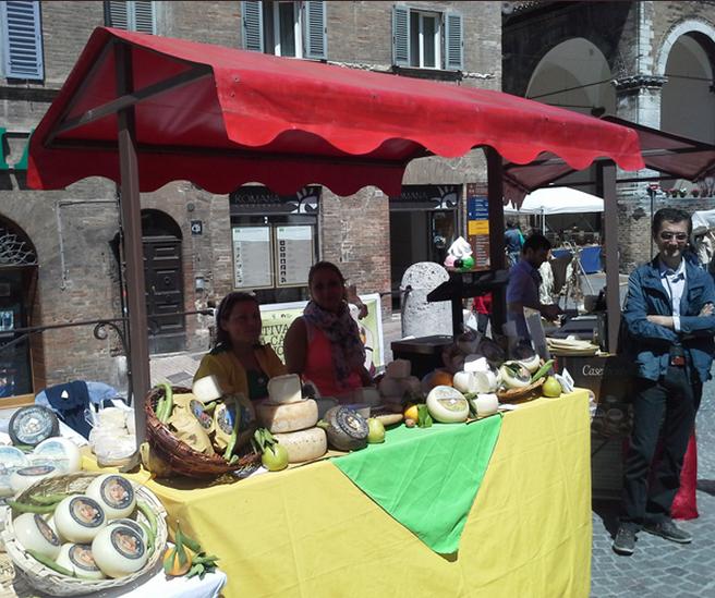 Festival della casciotta d'Urbino 2015