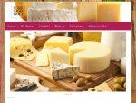 Siti web formaggi