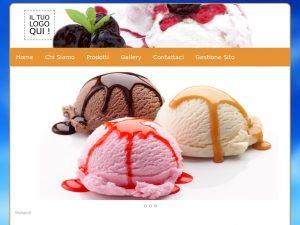 Siti web gelaterie