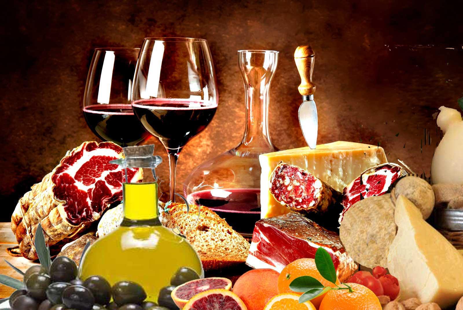 Occupazione in crescita con i prodotti tipici prodotti for Roma prodotti tipici