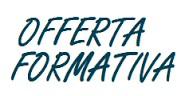 Offerta formativa Tecnico e promotore delle tipicità