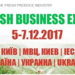Fresh Business Expo Ukraine 2017