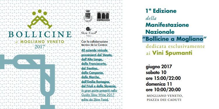 Bollicine a Mogliano Veneto 2017